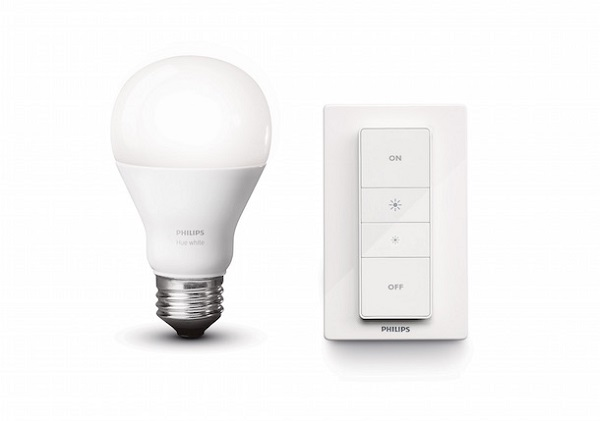 Philips launches Hue wireless dimming kit
