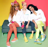 Stooshe. My Man Music