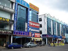 Kluang Town - Click To Visit
