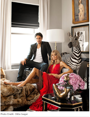 Stylelinx celebrity home edition interior designer ryan for Celebrity interior designers