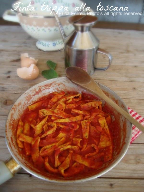 Ricetta della frittata trippata alla fiorentina