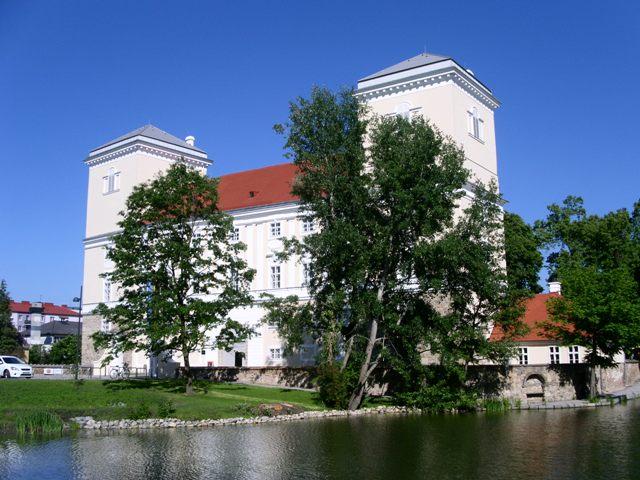Wanderland Austria: Schloss Wolkersdorf
