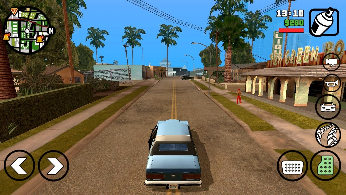 GTA San Andreas For Android APK + Data