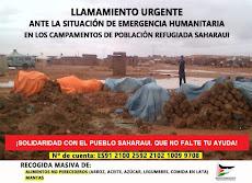 SOLIDARIDAD CON EL PUEBLO SAHARAUI