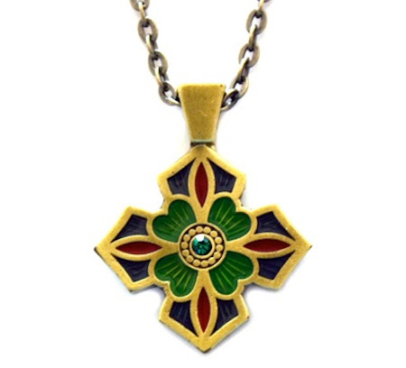 irish pendant