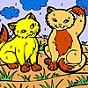 imagem dos gatinhos do jogo