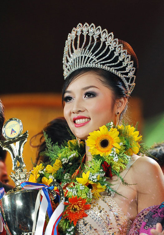 Trieu Thi Ha,Miss Ethnic Vietnam 2011,miss vietnam 2011
