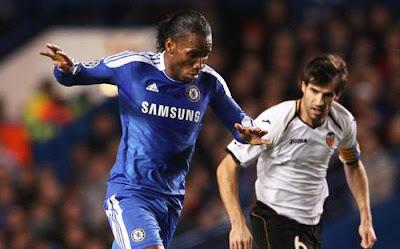 Chelsea 3 - 0 Valencia (3)
