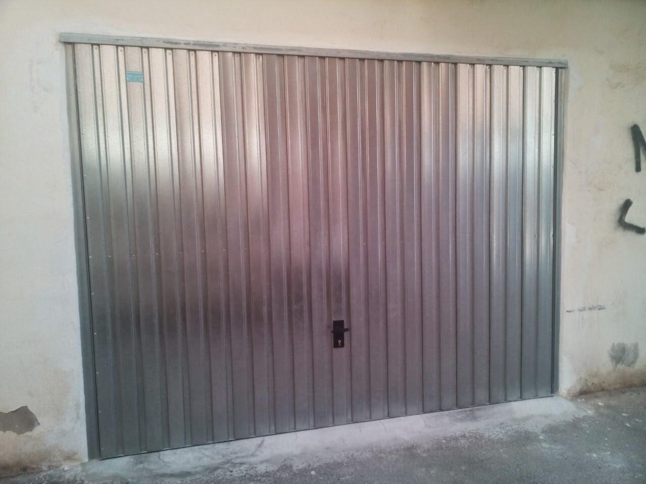 Persianas y puertas manuales y autom ticas pedro reyes for Puerta galvanizada