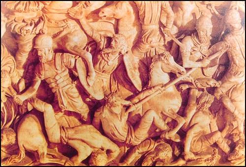 الحرب الأهلية الأولى بين ماريوس وسولا