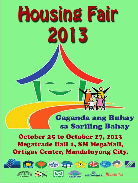 8th Housing Fair 2013 : Gaganda ang Buhay sa Sariling Bahay