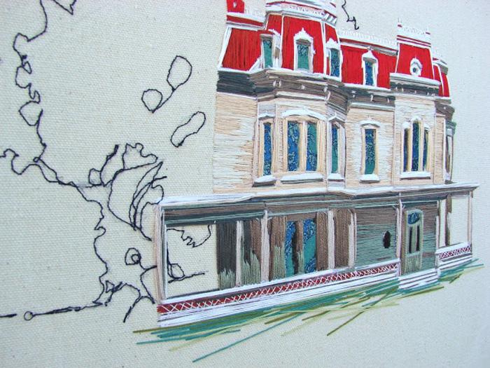 stephanie k. clark an embroidery house
