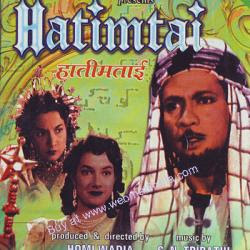 Hatim Tai 1956 Hindi Movie Watch Online