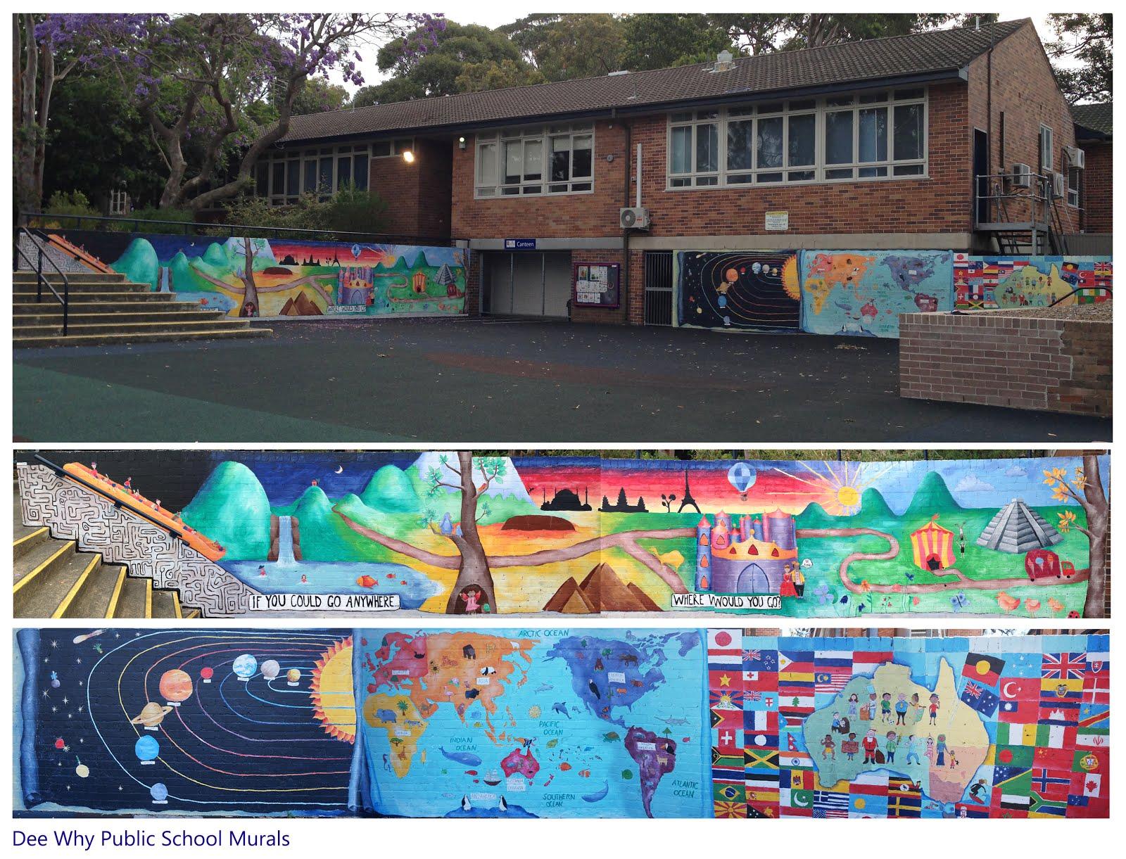 dee why mural
