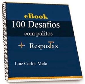 Gosta de diversão? Receba esse ebook com 100 desafios.