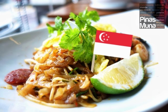 Char Kway Teow by Ninak Kapitolyo