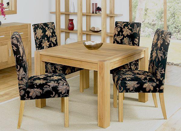 Ideas de decoraci n del comedor para peque os espacios for Comedores pequea os modernos 4 sillas