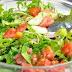 Salată de cartofi cu rucola