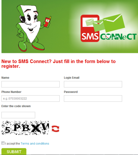 how to send sms to dnd numbers