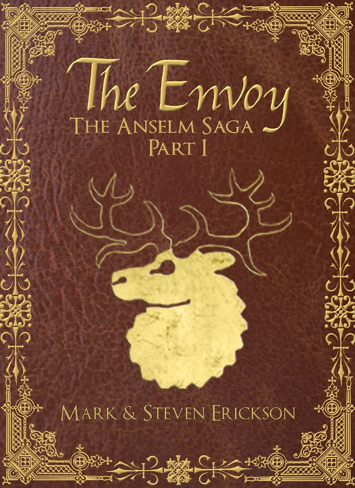 The Envoy - Part I of the Anselm Saga
