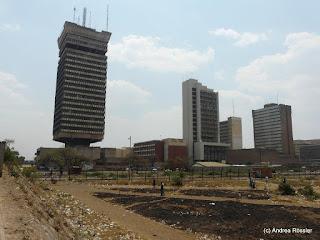 Reisen Afrika Sambia Lusaka