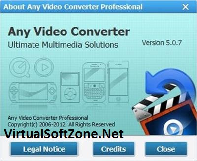 Any Video Converter Pro with crack