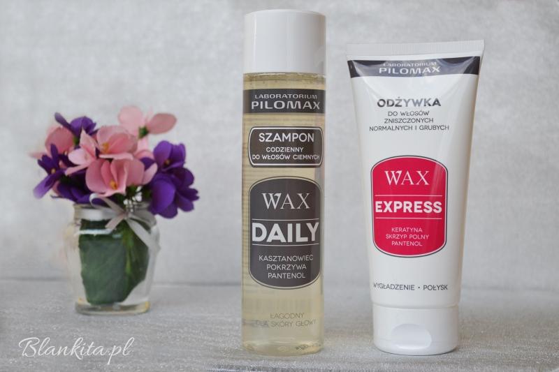 szampon, odzywka do wlosow, do wlosow ciemnych, zniszczonych, suchych, do codziennego stosowania