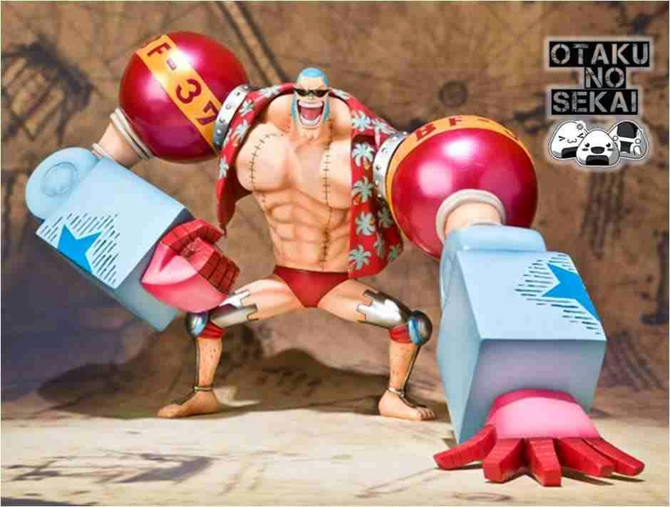 Figuarts ZERO Franky The New World Arc