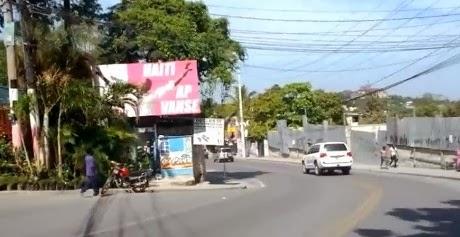 Ha ti news d cembre 2013 for Canape vert haiti