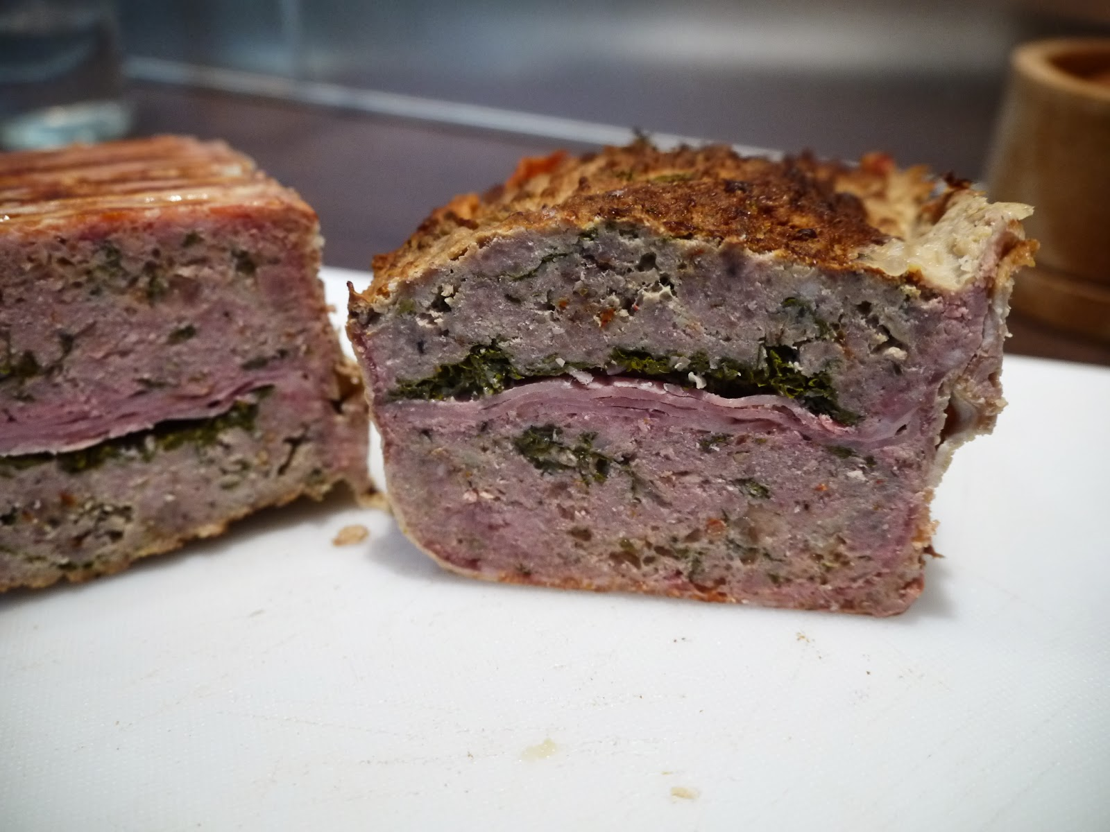 Meatloaf for picnic by Appetit Voyage