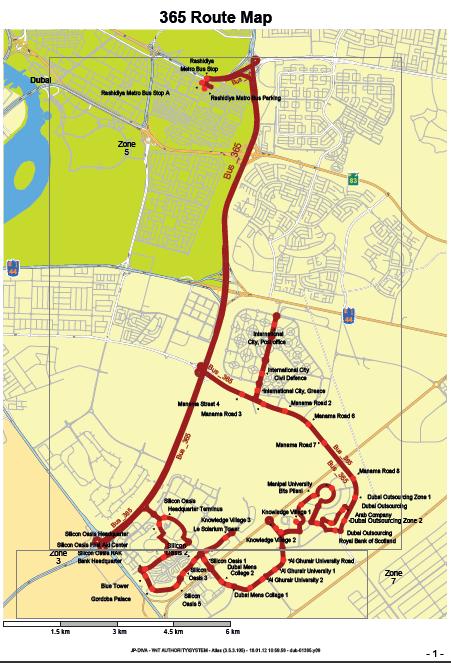 RTA adds busstop outside Manipal University Dubai Manipal Dubai Blog