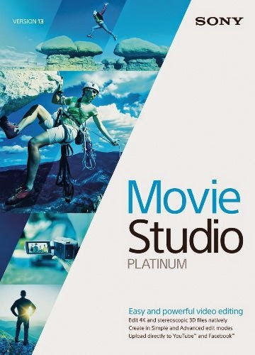 Download Sony Movie Studio Platinum 13 (x86/x64) + Serial