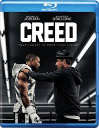 DVD I just watched: Creed
