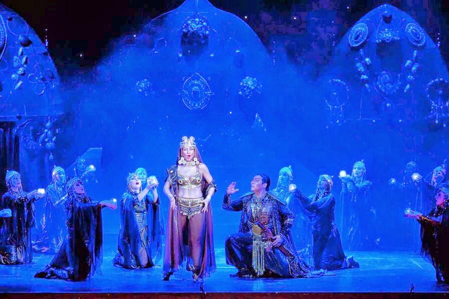 Prince Igor : Novaya Opera