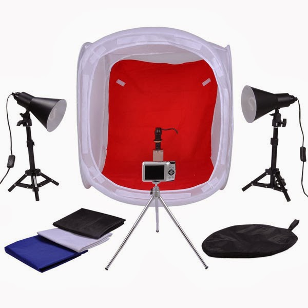 portable photo tent by yescom usa