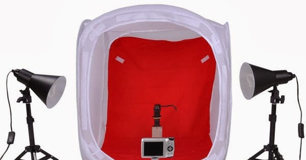 Product Review: Pop Up Soft Light Portable Photo Tent and Kit