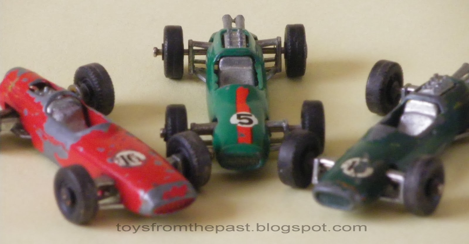 Toys From The Past : Toys from the past international payÁ vs matchbox