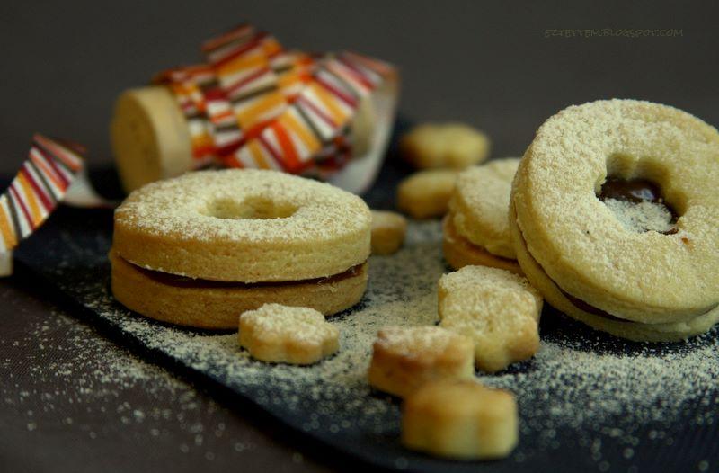 alfajor - spanyol tejkaramellás keksz