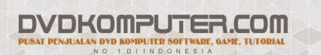 Situs Penjual berbagai macam koleksi DVD KOMPUTER