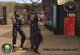 Free Download GameS God Hand Ps2 for pc ISO  Full Version ZGASPC