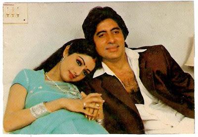 Amitabh Bachchan-Sridevi