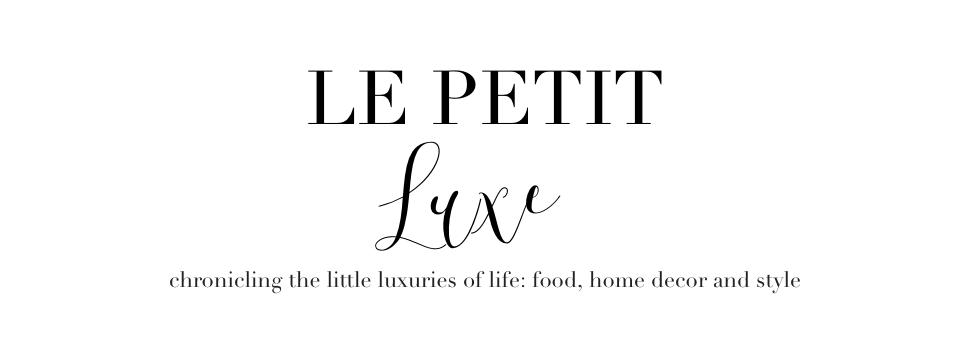 Le Petit Luxe