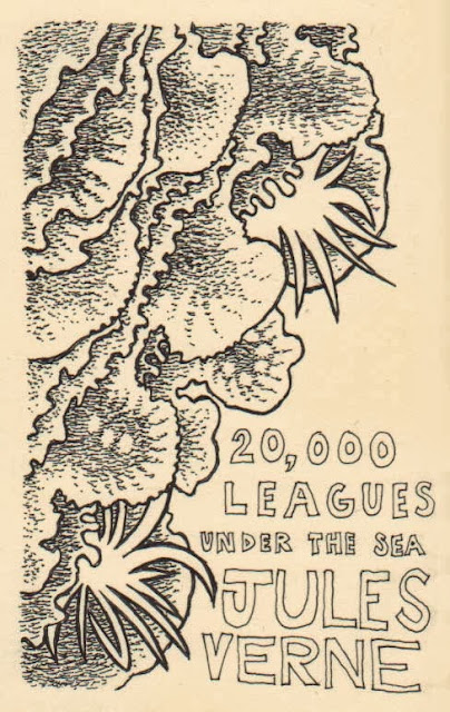 jules verne, 20000 leagues under the sea, cloudpine451