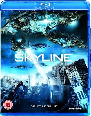 Skyline (2010) 720p BRRip 611MB mkv Latino