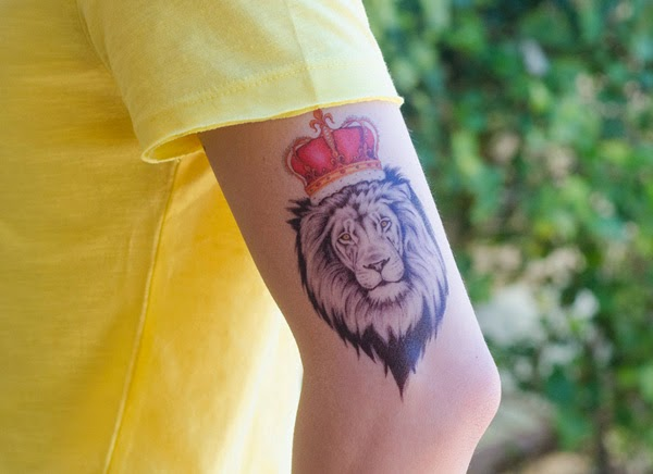 45 painless temporary tattoos you will love fine art for Painless permanent tattoos