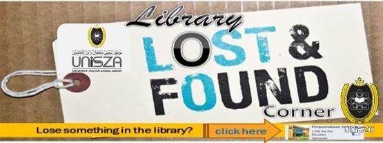 Lost & Found Corner