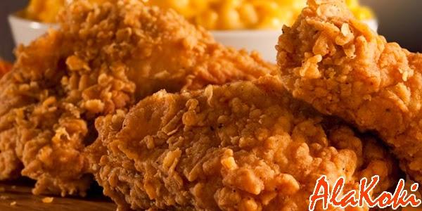 Resep Membuat KFC Extra Crispy