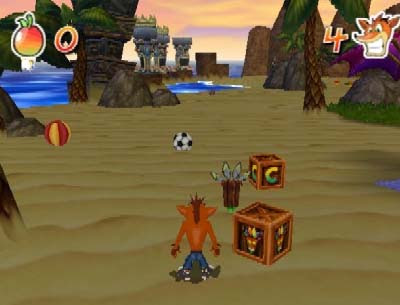 Free Download Games Crash Twinsanity Full Version For PC