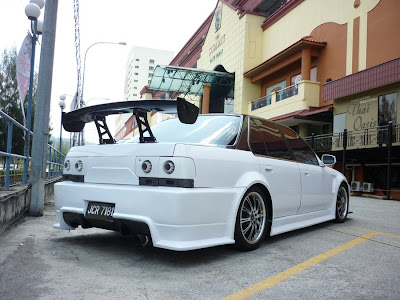 Modified Accord SM4