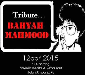 Tribute... Bahyah Mahmood <br>